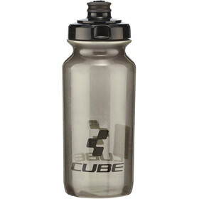 Cube Icon Drinking Bottle 500ml, black